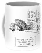 That Good Bagel Place Coffee Mug