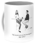 That Reminds Me Of A Story Coffee Mug