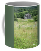 The Abandoned Farm In Summer Coffee Mug by Mary Lee Dereske