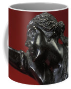 The Abduction Of Helen, 1683-86 Bronze Coffee Mug