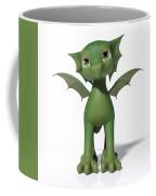 The Adorable Dragon  Coffee Mug