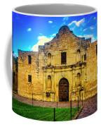 The Alamo Mission Coffee Mug