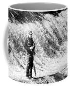 The Angler Coffee Mug