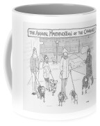 The Annual Mortification Of The Canines Coffee Mug