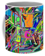 The Art Critic Coffee Mug