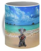 The Beach Story Coffee Mug
