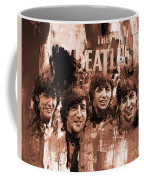 The Beatles Art  Coffee Mug