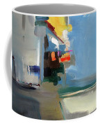 The Blue Way Coffee Mug by John Jr Gholson