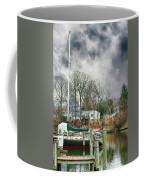 The Calm Before The Storm Coffee Mug