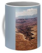 The Canyon Floor Below - 2 Coffee Mug