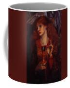 The Damsel Of The Sanct Grail Coffee Mug