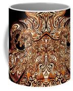 The Divine Chariot Coffee Mug