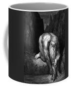 The Divine Comedy, By Dante The Giant Antaeus Coffee Mug