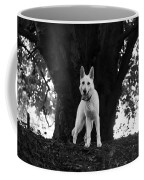 The Dog And The Tree Coffee Mug