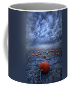 The End Was Left Behind Coffee Mug by Phil Koch