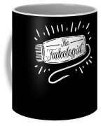 The Fadeologist Hairstylist Hairdresser Scissors Coffee Mug