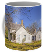 The Farmhouse, Washhouse And Garage Coffee Mug