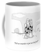 The Fire Coffee Mug