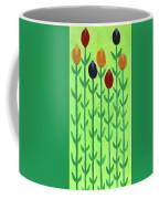 The First Sign Of Spring Coffee Mug by Deborah Boyd