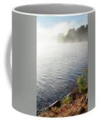 The Fog Rolls  Coffee Mug