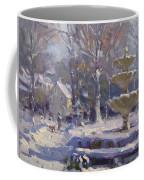 The Frozen Fountain Coffee Mug