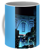 The Gateway Arch And The City Coffee Mug