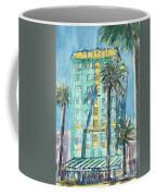 The Georgian Hotel, Santa Monica Coffee Mug