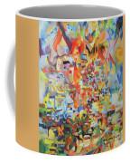 The Giving Of The Torah Coffee Mug