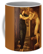 The Godhead Fires Pygmalion 1870 Coffee Mug