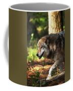 The Gray Wolf Coffee Mug
