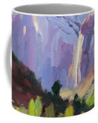 The Halls Of Zion Coffee Mug by Steve Henderson