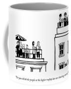 The Higher Rooftop Coffee Mug