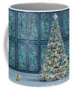 The Hoping Holiday Frog Coffee Mug