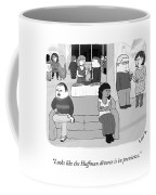 The Huffman Divorce Coffee Mug