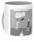 The Invention Of Fine Art Coffee Mug