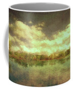 The Lake - Panorama Coffee Mug
