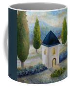 The Light Within Coffee Mug by Angeles M Pomata