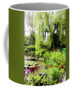 The Lily Pond Trail Coffee Mug