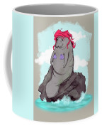 The Little Manatee  Coffee Mug