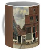 The Little Street, 1658 Coffee Mug