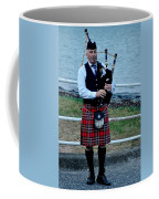 The Lone Piper Coffee Mug
