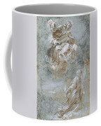 The Miracle Of The Sacred Belt  Rec  Coffee Mug