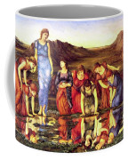 The Mirror Of Venus 1875 Coffee Mug