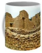 The Mission At Jemez Springs Coffee Mug