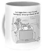 The Mueller Hamburglar Coffee Mug