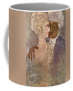 The Mulatto And The Sculpturesque White Woman 1913 Coffee Mug