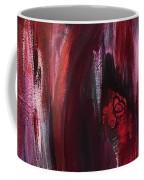 The Music Of The Night Coffee Mug by Rebecca Davidson