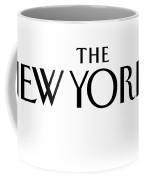 The New Yorker Logo Coffee Mug