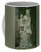 The Offering Statue Coffee Mug
