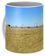 The Old Corral On The Hillock    Coffee Mug